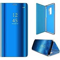 Hülle Xiaomi Mi 8,Schutzhülle Xiaomi Mi 8,SaKuLa [Ultra Slim] Elegante Überzug Mirror Flip Case Spiegel Kview... preisvergleich bei billige-tabletten.eu