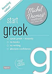 Start Greek (Learn Greek with the Michel Thomas Method)