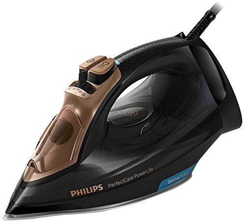 Philips PerfectCare PowerLife Steam Iron GC3929/66 with up to 200g Steam Boost & No fabric burns technology Best Price and Cheapest