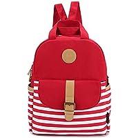 Unisex moda tela zaino scuola Bag Super