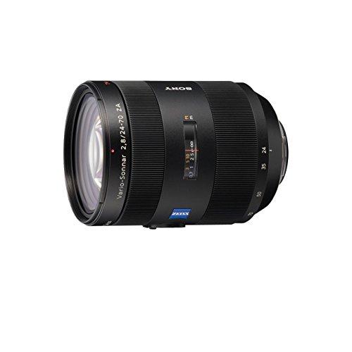 Sony Vario Sonnar T* 24-70mm F2.8 ZA SSM Carl Zeiss Objektiv (77mm Filtergewinde)