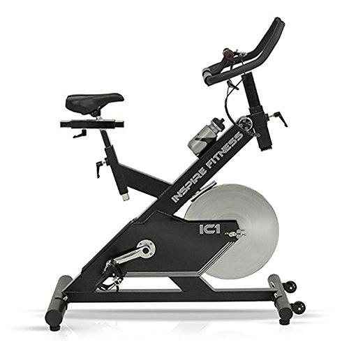 Inspire Fitness IC1 Indoor Cycle - Bike, Adjustable, Cardio, Exercise, Home, Gym