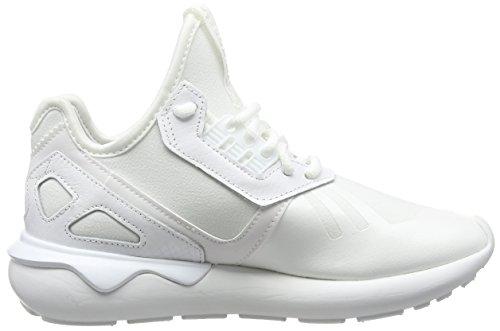 adidas Tubular Runner Scarpe da corsa, Donna Bianco (Ftwr White/Ftwr White/Core Black)