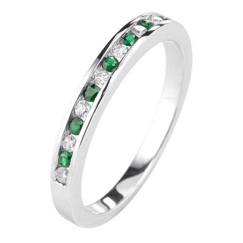 9-ct-oro-bianco-smeraldo-anello-di-diamanti-da-oro-bianco-57-181-cod-g01100082p
