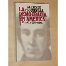 Democracia en América, la.; t.1