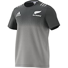 adidas Ab Cott Tee Camiseta All Blacks, Hombre, Gris (Grpudg / Blanco), S