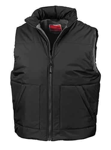 Result Active Fleece Bodywarmer Black
