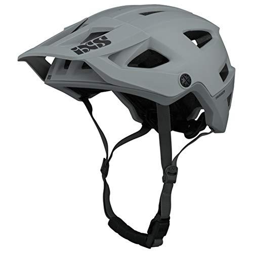 iXS Trigger AM Fahrrad Helm IX-HLT-9110, Farbe Grau