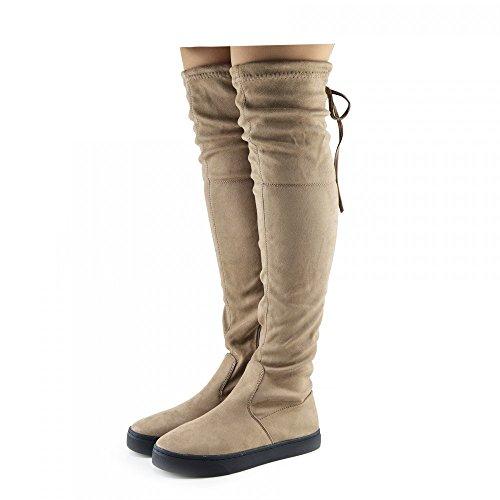 Kick Footwear Kick Footwear, Stivali donna Mocha