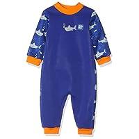 Splash About Babies Warm-in-One Wetsuit (Shark Orange, 3-6 Months)