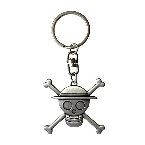 3D One Piece - Skull-Luffy