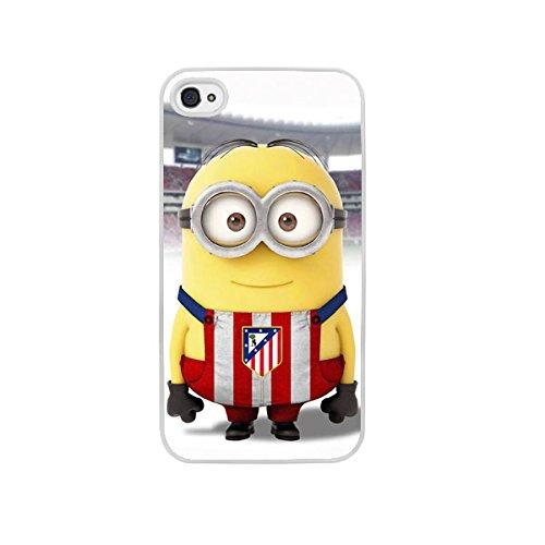 Funda del Atlético de Madrid para Iphone