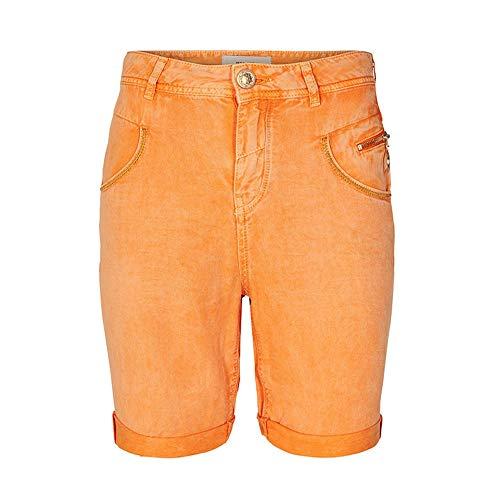 Mos Mosh Nelly Block Shorts Sun orange - 29