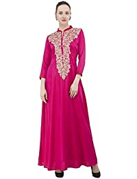 Katyal Couture Pink Silk Blend Kurti