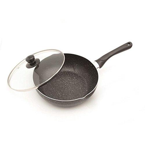 ZHAOJNG Sartén antiadherente sin humos cocina pequeña