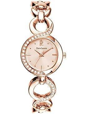 Pierre Lannier Damen-Armbanduhr 104J999 Analog Metall Rosa