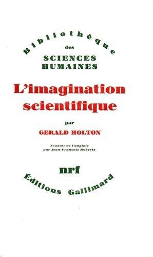 L'imagination scientifique