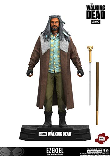 Walking Dead 14681' TV 2017 Serie 1 Ezekiel Action Figure