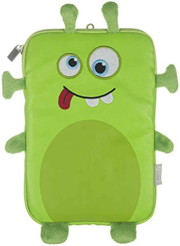 My Doodles Fun Novelty Children's Character Universal Case Cover Sleeve Pouch with Zip and Compatible