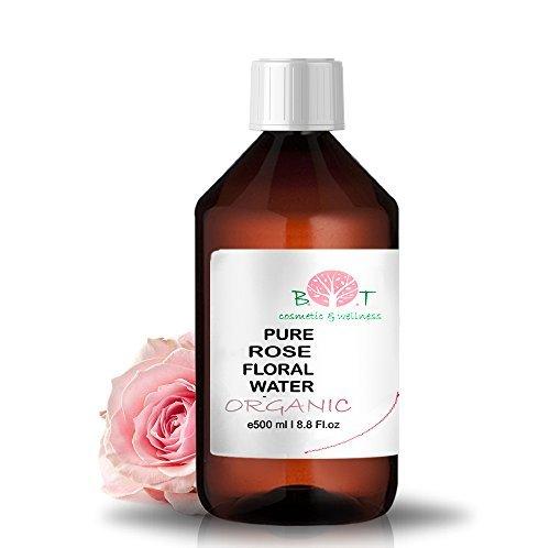 Agua Floral Puro Ecológico Hidrolato Rosa