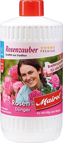 Mairol Rosen-Dünger Rosenzauber Liquid 1.000 ml