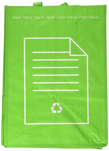 XD Design XDP795007 - Pattumiere per i rifiuti riciclabili, multicolore, plastica, 34481