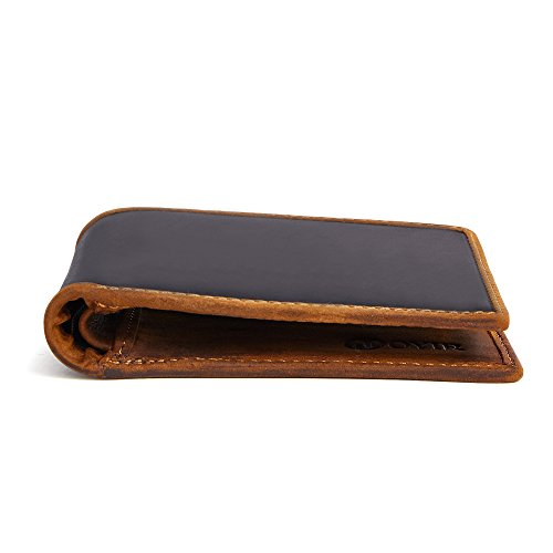 Joyir Leder Men's Leather Wallet (Black Color) Black Color