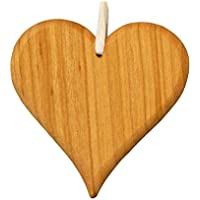 Christbaumschmuck aus Holz Herz | Tannenbaumschmuck | Weihnachtsdeko | Weihnachtsbaum Deko | Weihnachtsbaumschmuck | handgemachte Holz Anhänger | Weihnachten