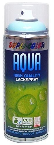 Dupli Color 246296 Aqua Blu Ghiaccio Lucido 350 m