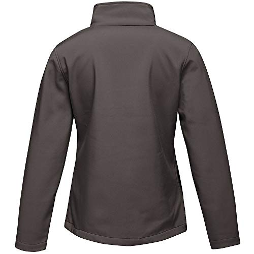 41eAP2d63mL. SS500  - Regatta Womens Ablaze Printable Softshell Workwear Jacket