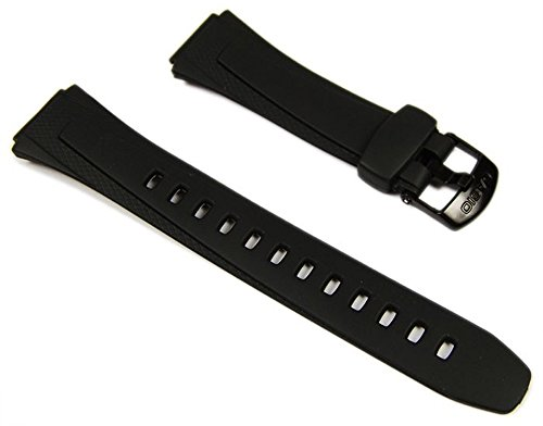 Genuine Casio Replacement Watch Strap 10179406 for Casio Watch W-752-2BVW + Other models