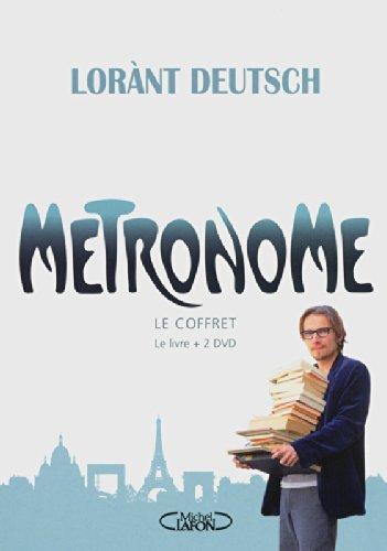Métronome le Coffret (Livre + 2 dvd)