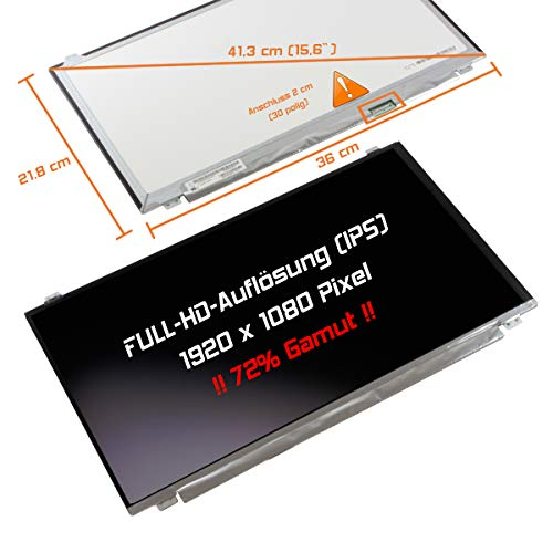 "Laptiptop 13,3"" LED Display Screen matt Ersatz für Acer Aspire Es1-331-C6s6 HD Bildschirm Panel"