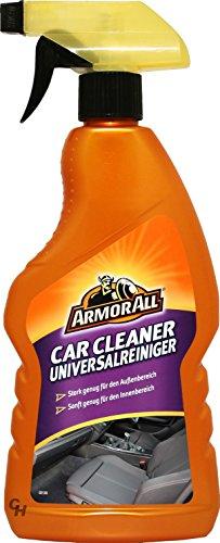 5 x ArmorAll 30525L Car Cleaner 500ml Stoßstange Kunststoffteile Reifen Motorraum