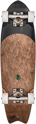 Globe Skateboard Sagano Cruiser–Skateboard Completo, Olivewood/Perla Verde
