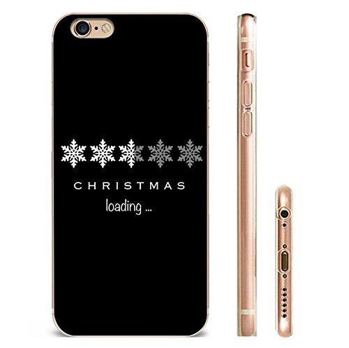 iphone5/5S Hülle Design für iPhone 5 Weihnachten Schneemann Merry Christmas snowflake für case iphone 5/5s/se-Das Beste Weihnachten Geschenk YM3