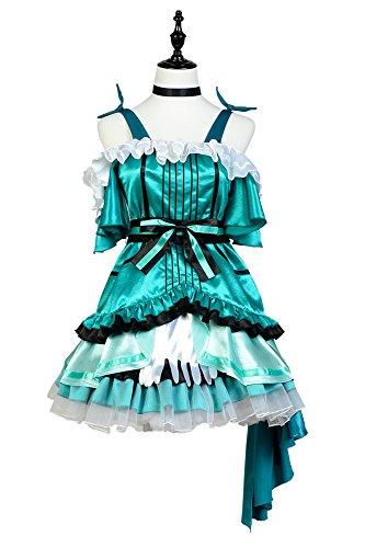 Love Kotori Live Kostüm - Love Live! Kira Kira Sensation Kotori Minami Cosplay Kostüm Damen M