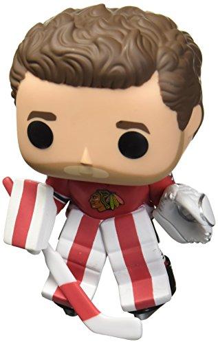 Funko Pop NHL Figura de vinilo Corey Crawford Home Jersey 21353