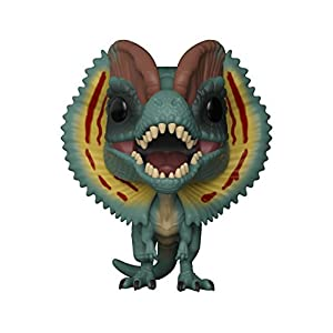 Funko Pop Dilophosaurus (Jurassic Park 550) Funko Pop Jurassic Park