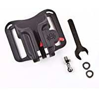 Spider Holster Black Widow Camera Holster