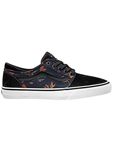 Herren Sneaker Vans Trig Sneakers (black bloom) black/white