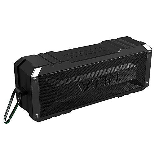 Vtin Punker -Altavoz Bluetooth , Premium 20W con Radiador Pasivo, 30 Horas de Emisión Continua...