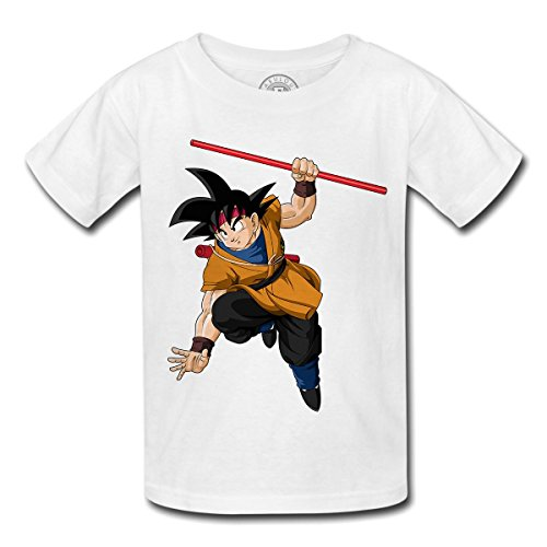 T-shirt enfant DBZ dragon ball goku anime manga