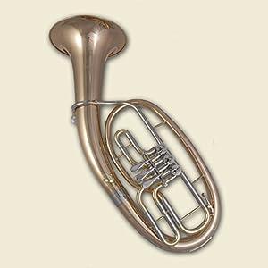 Tuyama® THG-176 German Baritone Horn in Bb