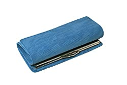 Women Hand-Wallet-1842B - Blue