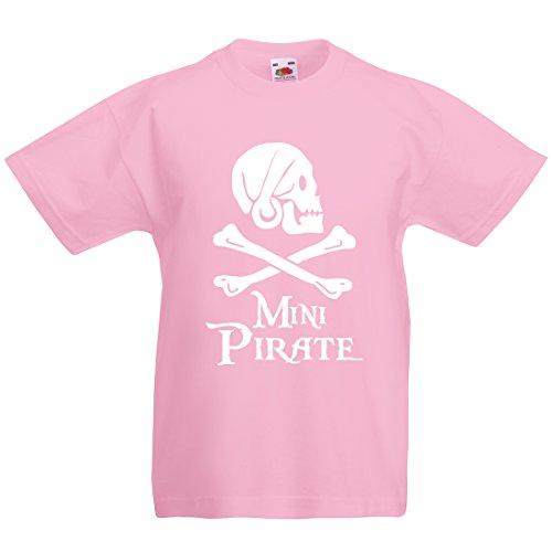 Printmeashirt  Mädchen T-Shirt Rosa hellrosa 14 Jahre