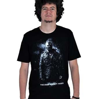 The Dark Knight Rises - Bane T-Shirt - Black - L