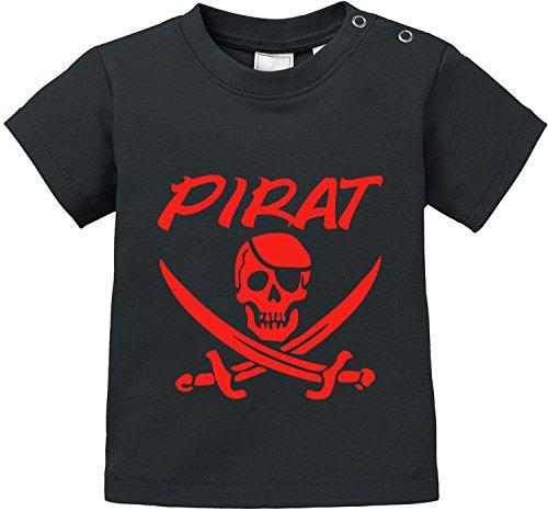 EZYshirt® Pirat Baby T-Shirt - X Bemessungs Kostüm
