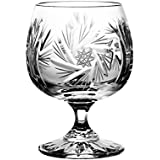 Crystal Julia 0207 coñac vidrio 6 pcs en cristal al plomo 170 ml
