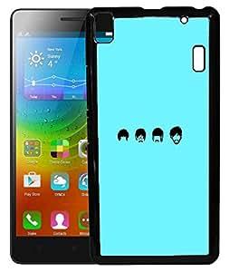 Toppings 2D Printed Designer Hard Back Case Cover For Lenovo A7000 -10091